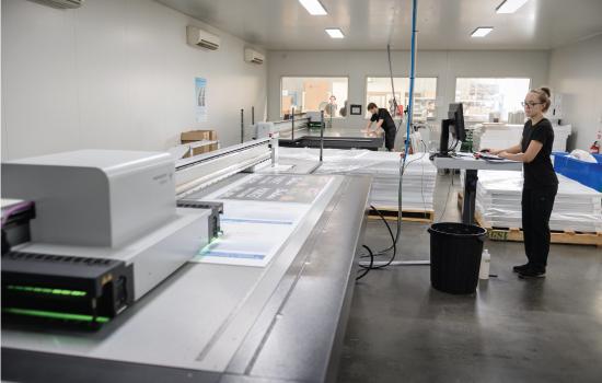 Swiss printing technology