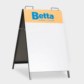 A-Frame Whiteboard