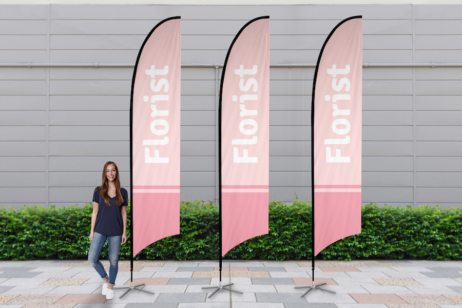 Bow Banner - Large