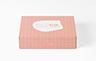 White Clay Coated Custom Printed Mailer Box - 360mm W x 305mm D x 105mm H