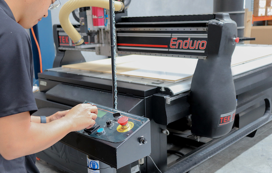 CNC Router Cutting for ACP