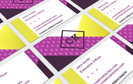 Designing Your Business Card
