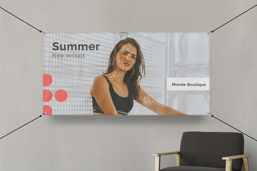 Full Colour Fabric Banners for Events