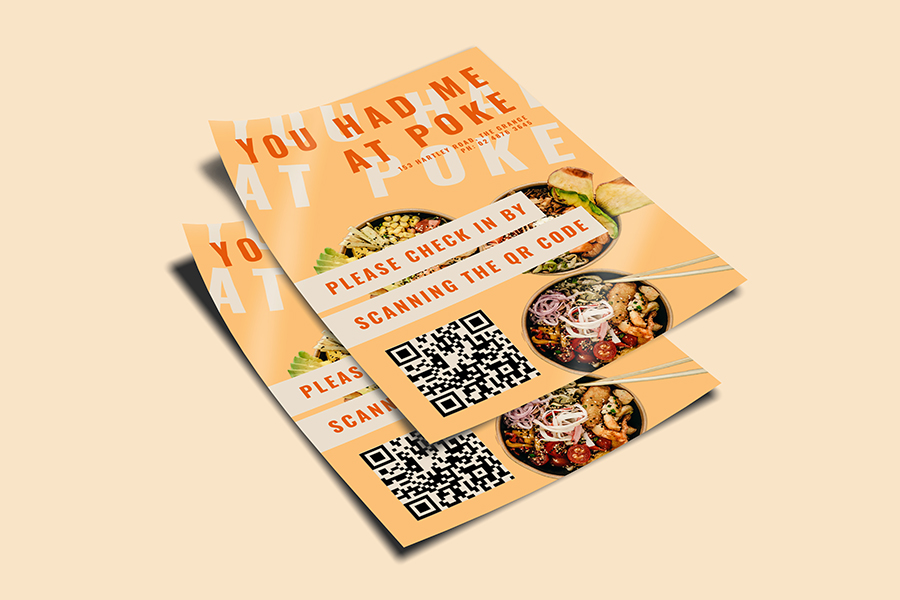 Full Colour Printed Flyers with Lamination