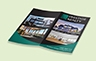 Full Colour Printed A4 Bifold Brochures