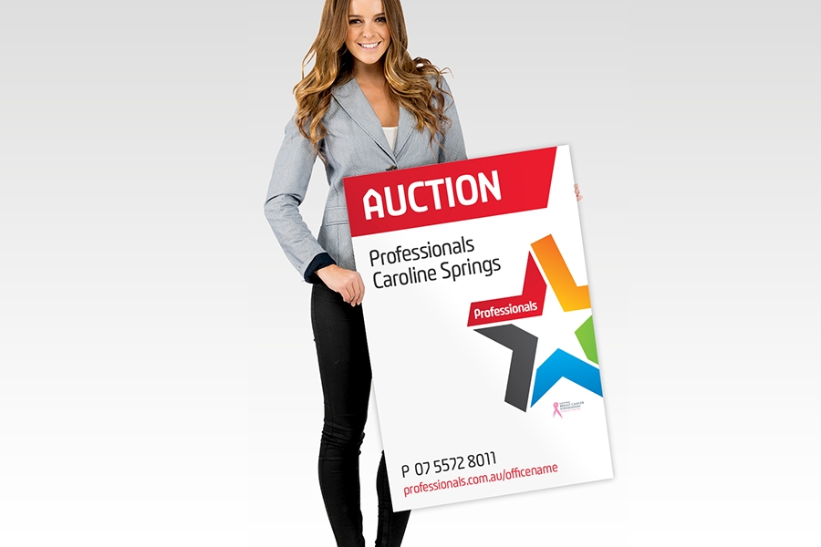 Signflute™ Corrugated Plastic Signs for Real Estate