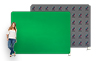 Green Screen Chroma Key Backdrop - 2950mm W x 2210mm H