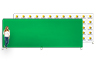 Green Screen Chroma Key Backdrop - 5940mm W x 2210mm H