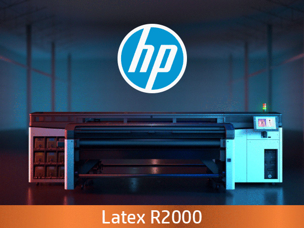 Printing on Australia's first HP Latex R2000 flatbed printer
