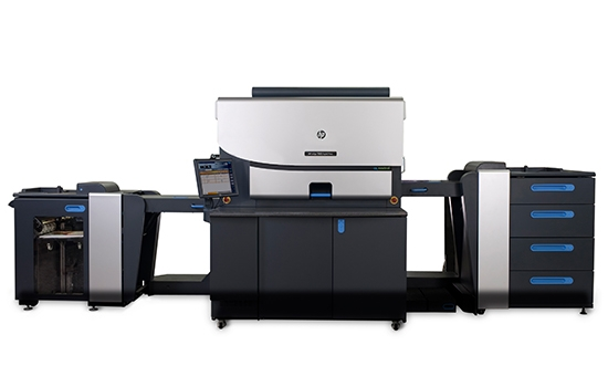 Introducing our HP Indigo 7800 Digital Press