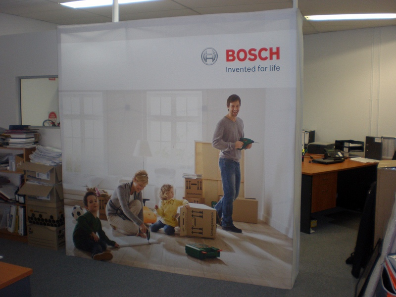 Fabric Exhibition Stand Job : Exhibition stands fabric easy signs