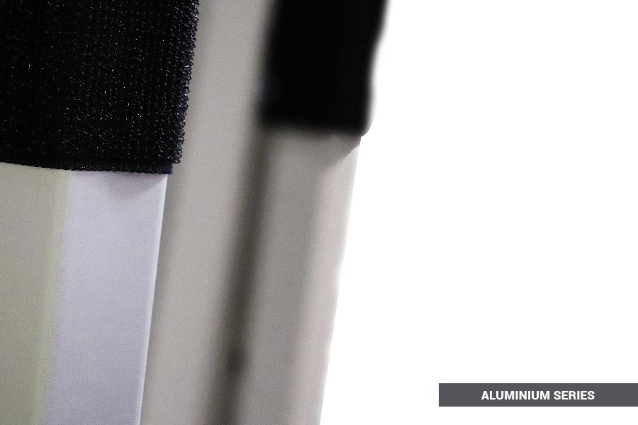 Pop up Gazebo Aluminium Series Frame Closeup