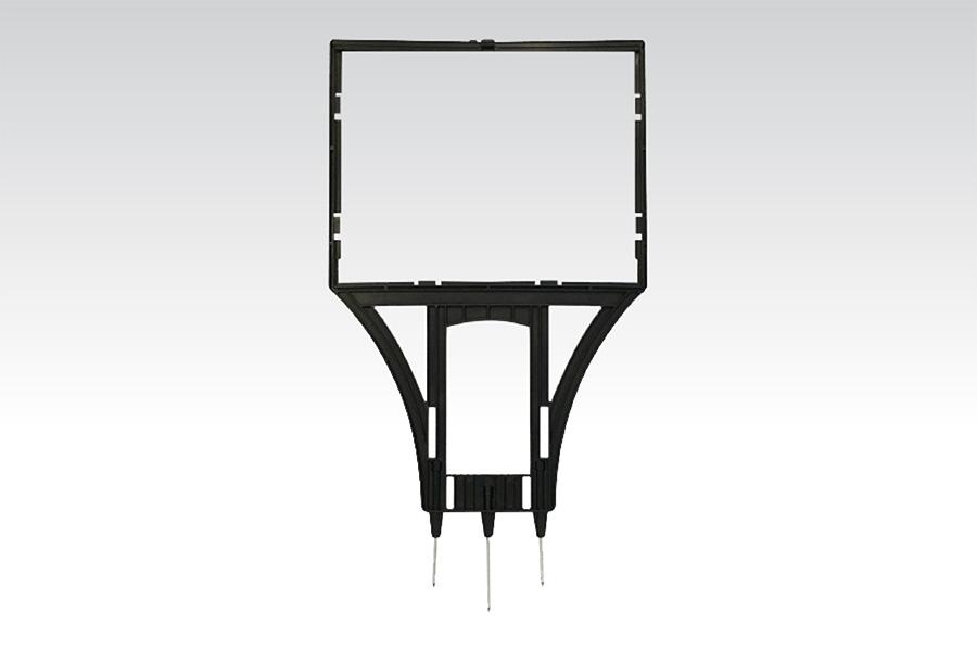 Realframe Sign Holders - Black