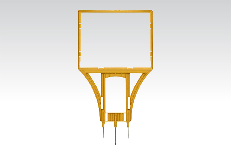 Realframe Sign Holders - Gold