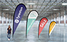 Teardrop Banners - All Sizes