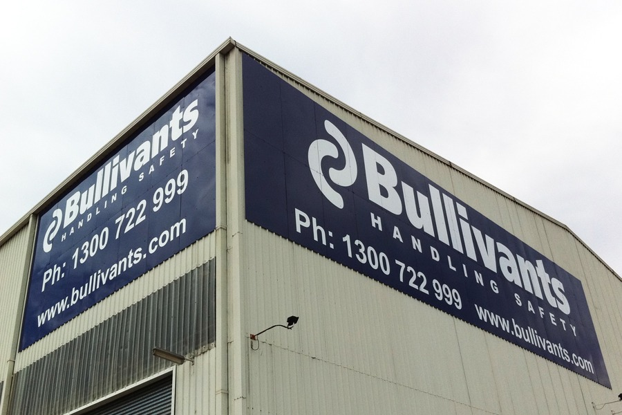 Metal Screen Signage : Aluminium composite panel metal signage easy signs