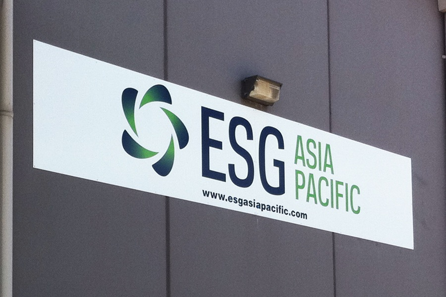 ACP Outdoor Business Signage