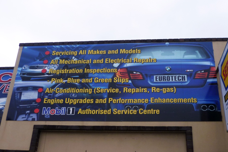 ACP Business Signage