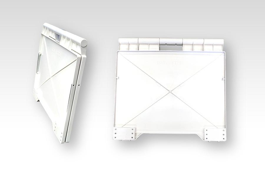 Evarite Real Estate A-Frame Folded