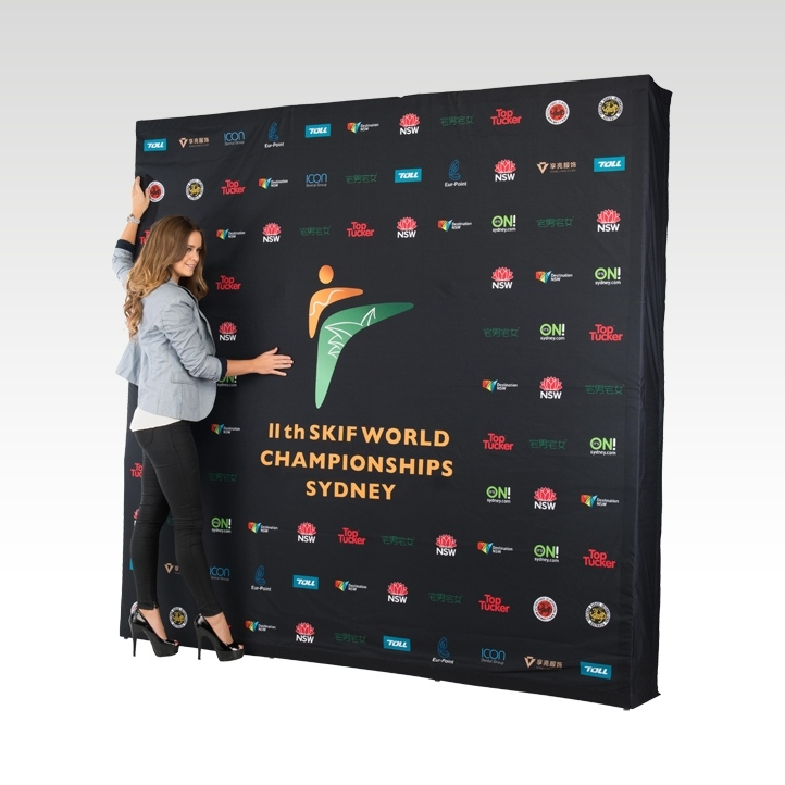 Exhibition Stand Quotation Format : Exhibition stands fabric exhibition stands easy signs