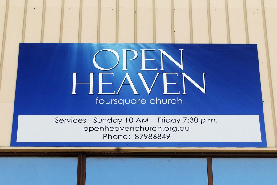 ACP Outdoor Signage