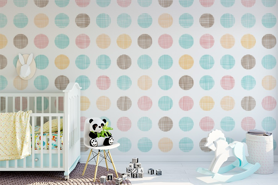 Wall Mural for Kid's Bedroom