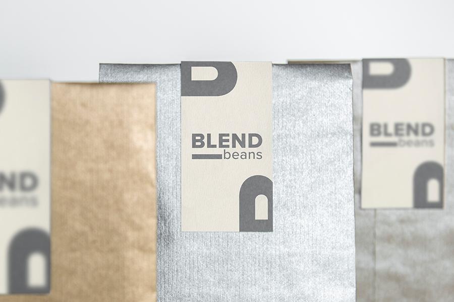 Cream Textured AdhesivePaper Labels