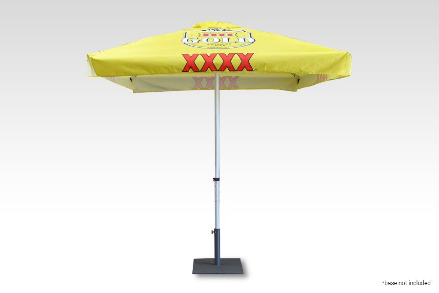 Full Colour Printed Market Umbrella for Events and Promotions