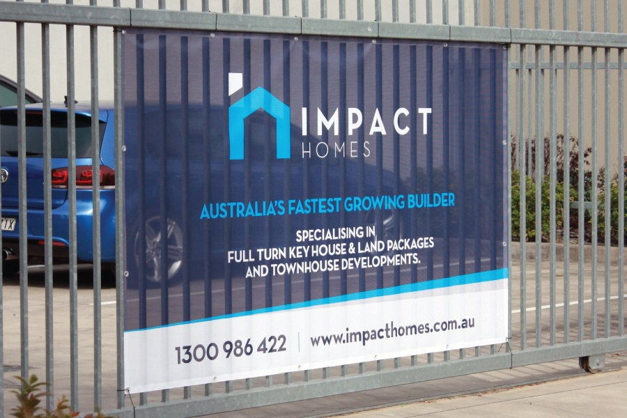 Mesh Banners Printed Fence Mesh Amp Mesh Signage Easy Signs
