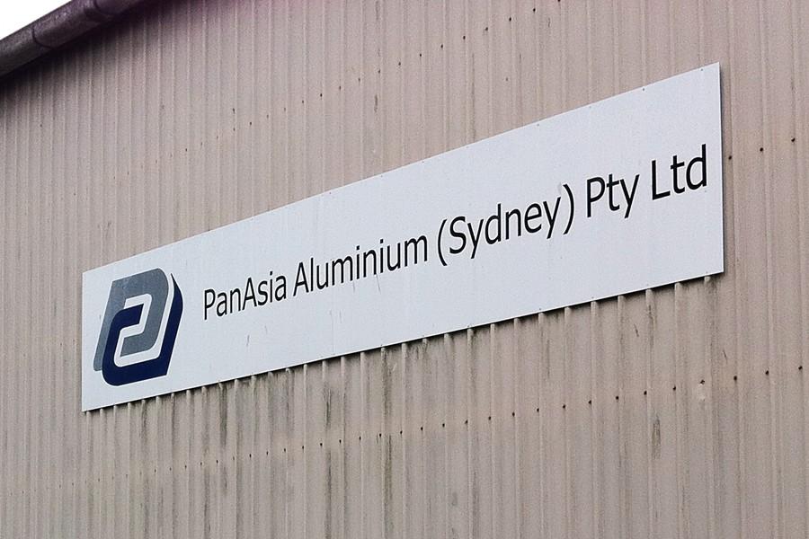 Aluminium Composite Panel Amp Metal Signage Easy Signs
