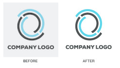 Easy Signs – Logo re-draw