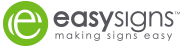 Easy Signs logo