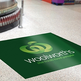 Floor Graphics